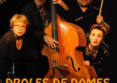 Droles de dames, Collectif Tralal'Air Blois
